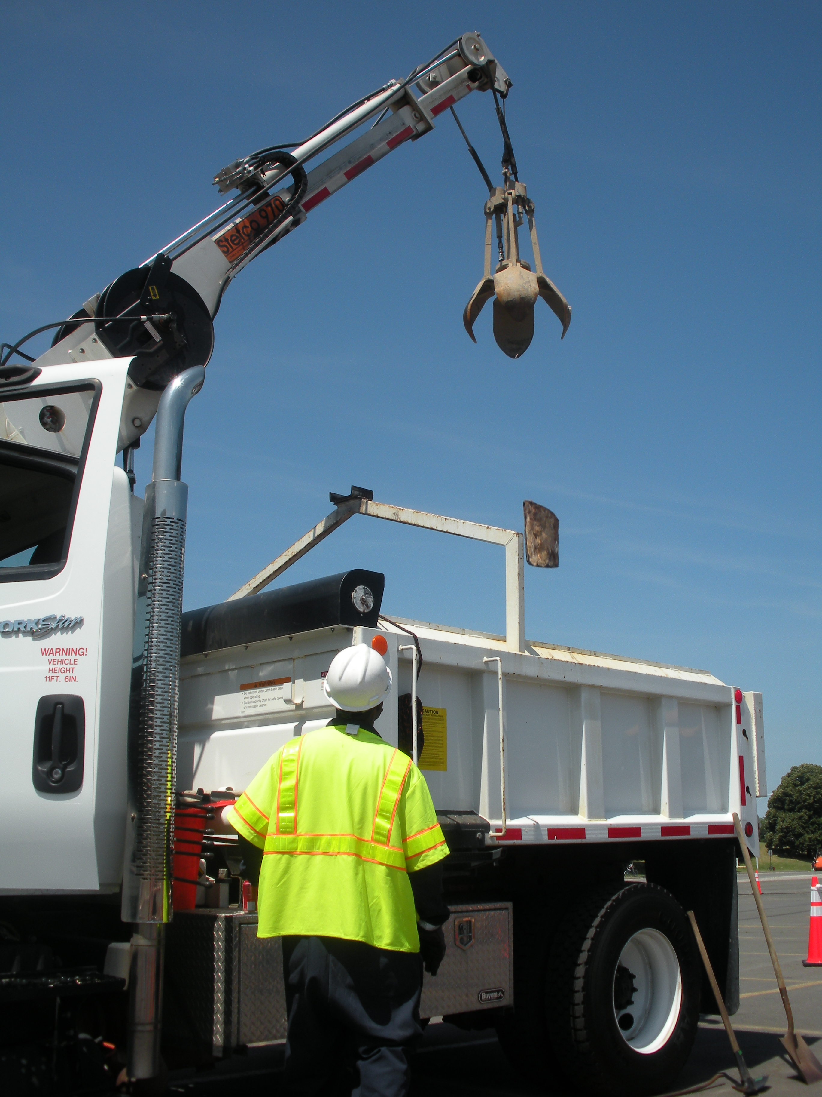 Catch Basins Mid Atlantic Litter Cleanup Service